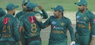 Pakistan vs Australia 2nd T20I 2018 Highlights