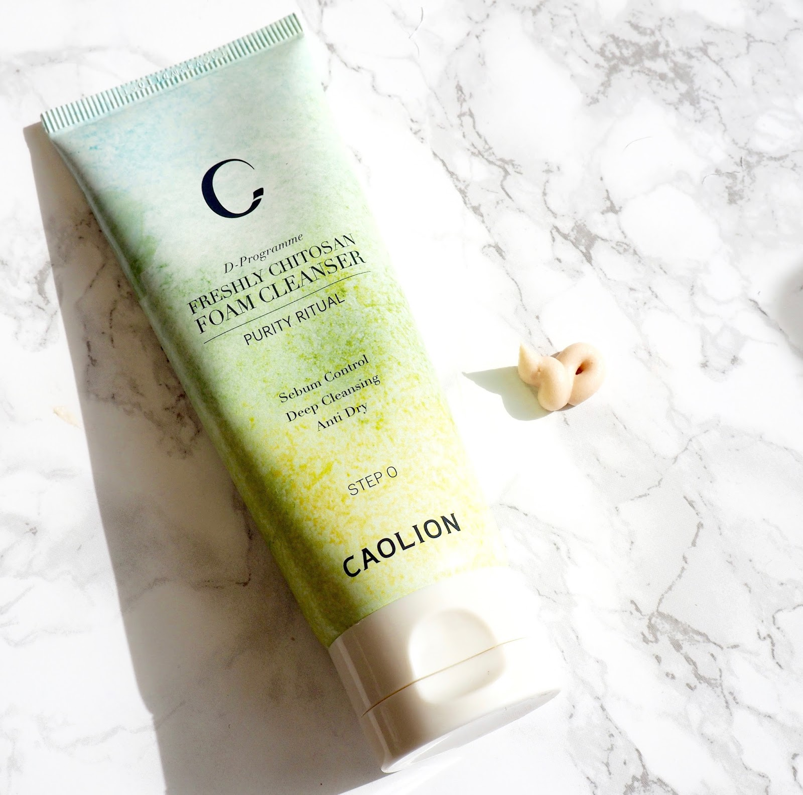 PORE PAMPERING WITH CAOLION X PEACH & LILY'S PERFECT PORES KIT