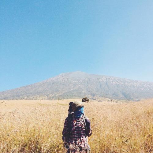 Kata Kata Caption Instagram Pendaki Gunung