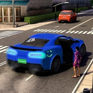 City Taxi Driver Sim