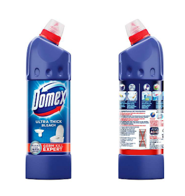 Domex Ultra Thick Bleach Toilet Cleaner