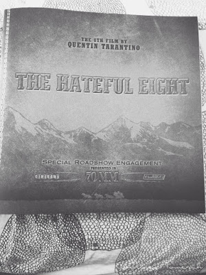 Courtney Tomesch The Hateful Eight 70mm