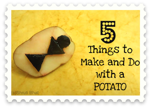 5 fun things to make and do with a potato artsy craftsy mom for Cool things to make and do