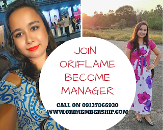 Join Oriflame become manager