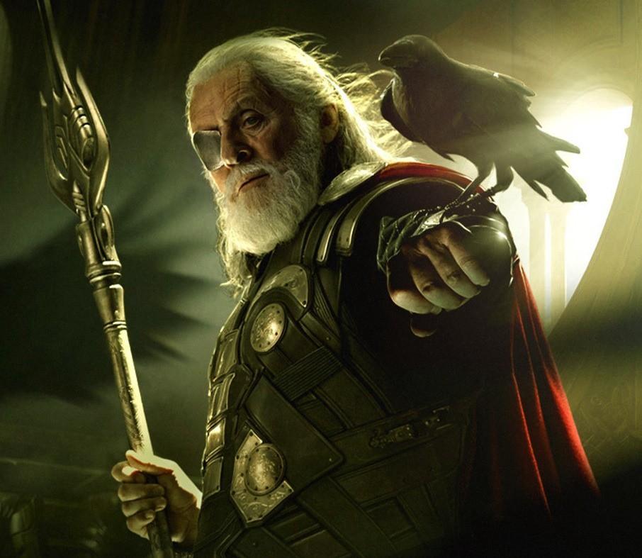 Odin: O Pai de Todos os Deuses e Homens