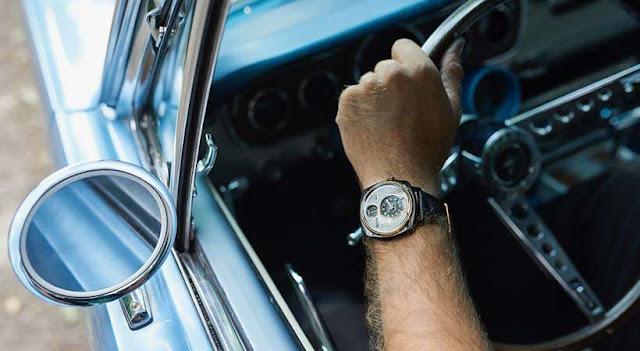 Ford Mustang de segunda mano como reloj de colección