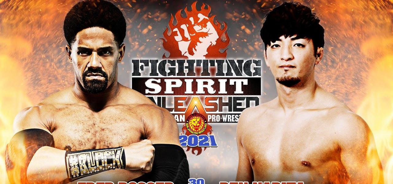 Cobertura: NJPW STRONG Fighting Spirit Unleashed (25/09/2021) – Cria da casa!