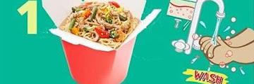 Lakukan 4 Hal ini Saat Memesan Makanan Via Online Agar Terhindar dari Virus Corona