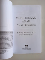 1 Menidurkan Anak Ala Dr Brazelton