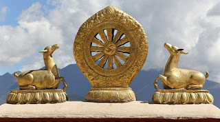 Roata Dharma: Simbol și semnificație
