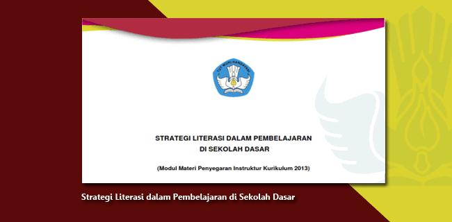Strategi Literasi dalam Pembelajaran di Sekolah Dasar