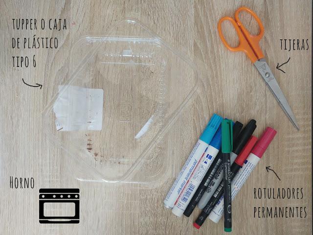 como hacer plastico magico en casa con tuppers