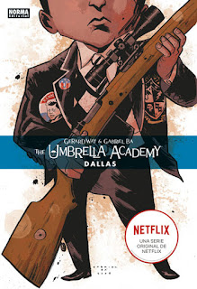 The Umbrella Academy Suite Dallas