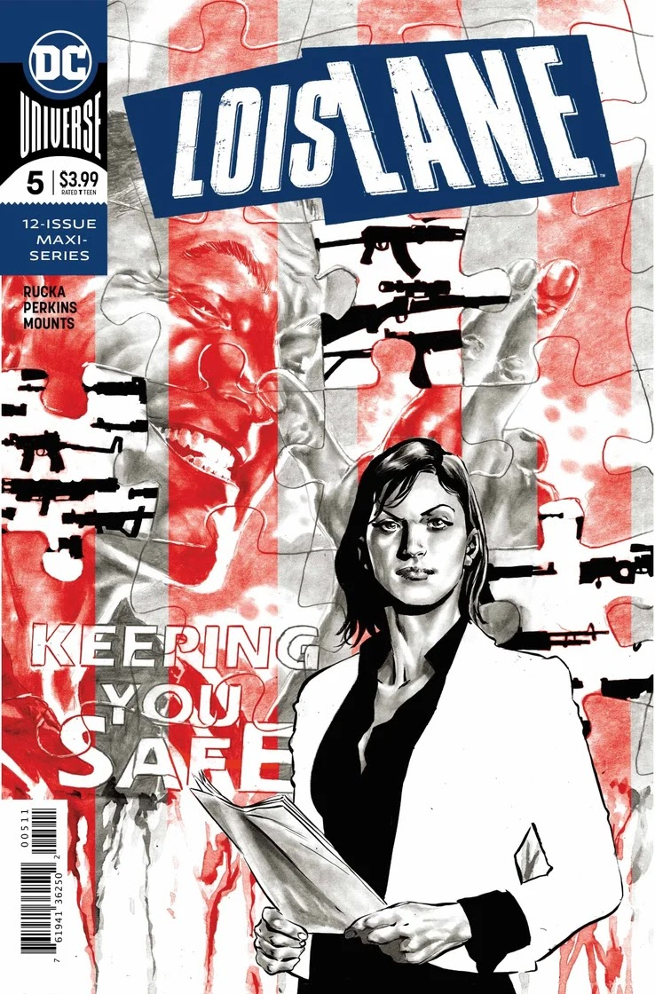 lois lane 5 review