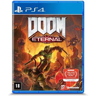 Jogo Doom Eternal [PS4]