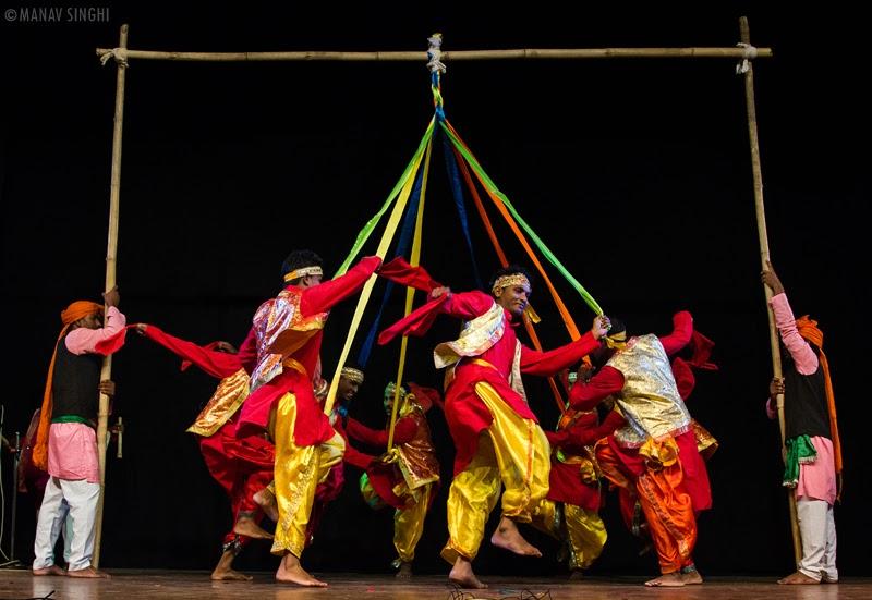 Gof Gunthan Folk Dance Goa