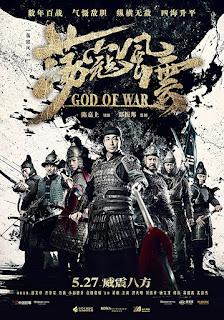Deus da Guerra Legendado Online