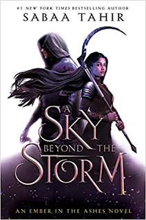 A Sky Beyond the Storm by Sabaa Tahir