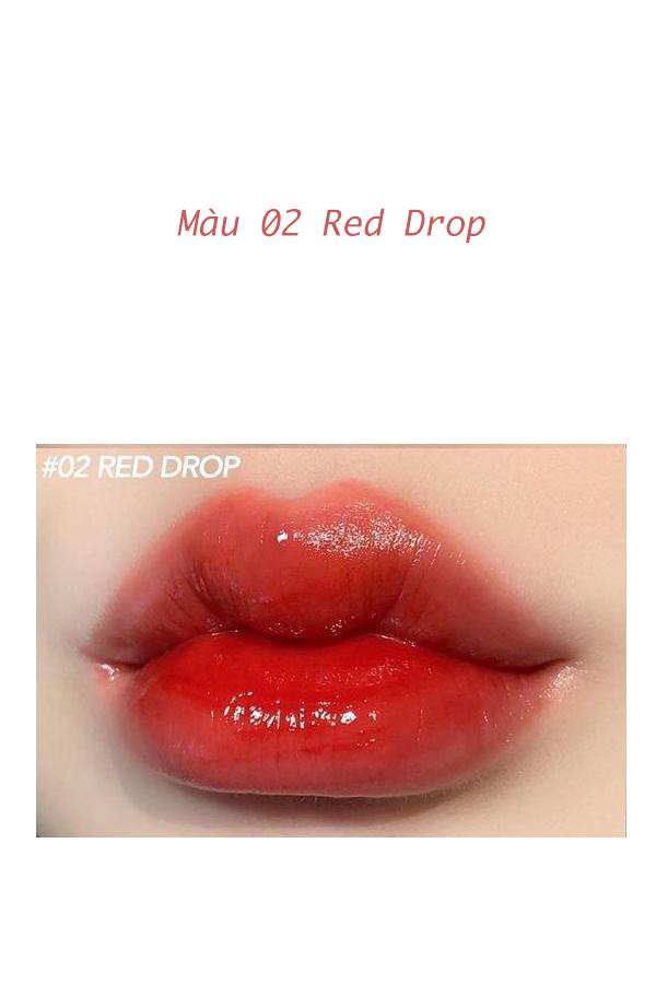 Màu A02 Red Drop: Đỏ táo
