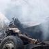 Explosión de bombona de gas instalada en un camión causó la muerte de un agricultor
