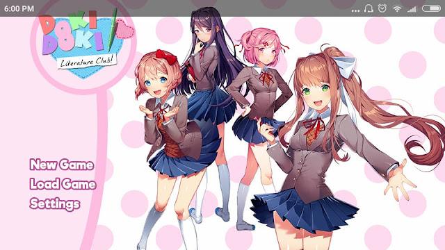 Doki Doki Literature Club Android