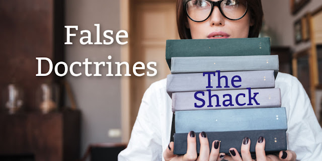 5 Ways The Shack by Paul Young is misleading thousands of people with false views of God and salvation.