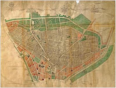 Nsinfo Istorija Ns 1900 Mapa Novog Sada
