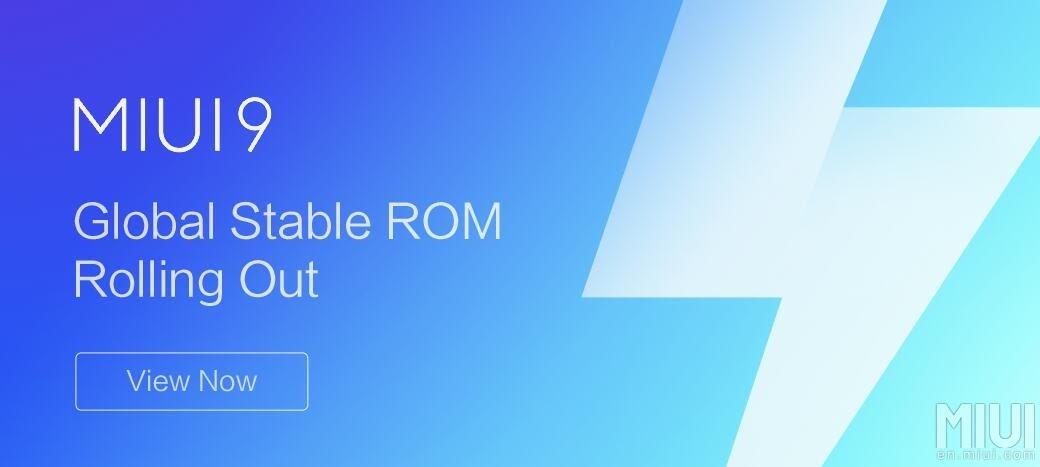 Custom ROM Miui 9 Andromax R