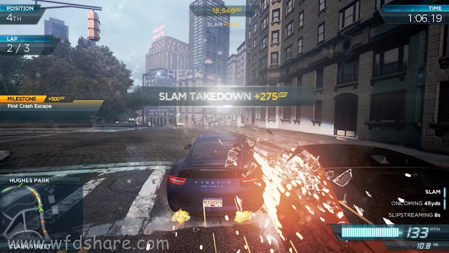 Need for Speed Most Wanted For PC Version