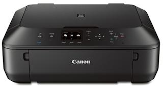 Canon PIXMA MG5500 Driver Printer & Setup Download