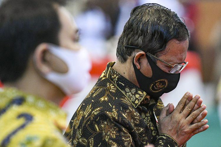 Terungkap! Ini Alasan Mahfud MD Gagal Jadi Wapres Jokowi Pada Pilpres 2019 Berkaitan dengan PDIP