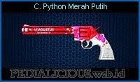 C. Python Merah Putih