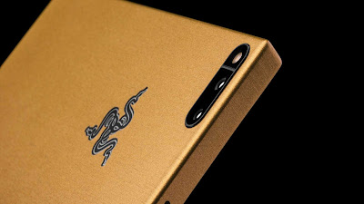 Makin Gahar, Ini Dia Spesifikasi Razer Phone Gold Edition