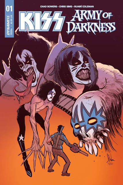 KISS / Army of Darkness # 1
