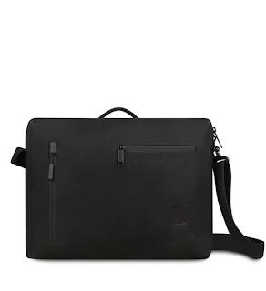 Tas selempang pria eiger/Bodypack Trilogic Laptop- BLACK