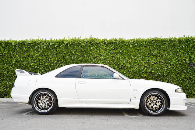 25 Year Old Nissan Skyline GT-R R33 For Sale in the USA