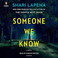 review of Someone We Know by Shari Lapen
