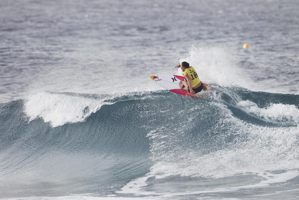 11 Carissa Moore Roxy Pro Gold Coast fotos WSL Kirstin Scholtz