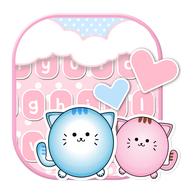 Pink Kitty Theme APK