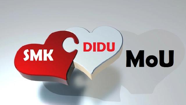 Contoh MoU SMK dengan Industri (DIDU)  untuk mendukung Pernikahan Massal