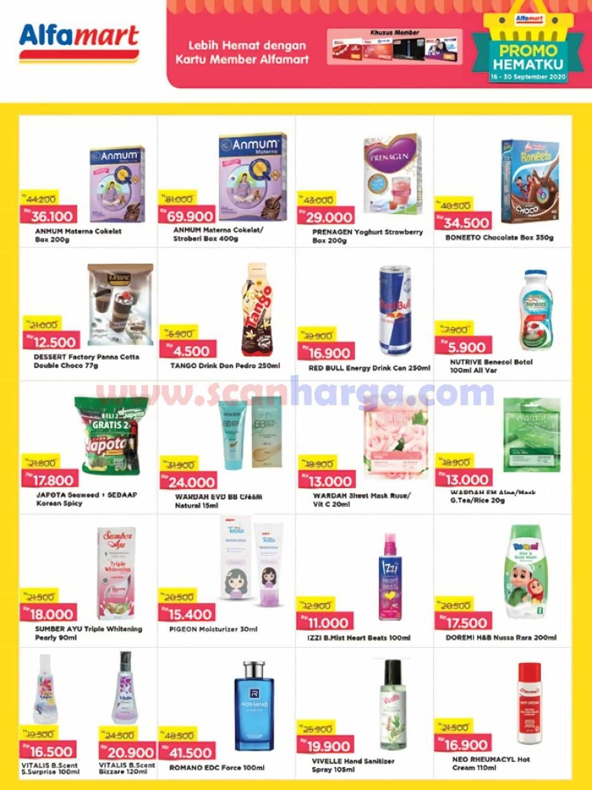 Katalog Promo Alfamart 16 - 30 September 2020 16
