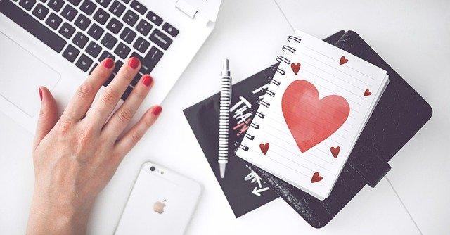 miłość online
