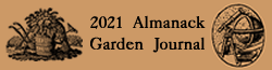2021 Almanack & Garden Journal