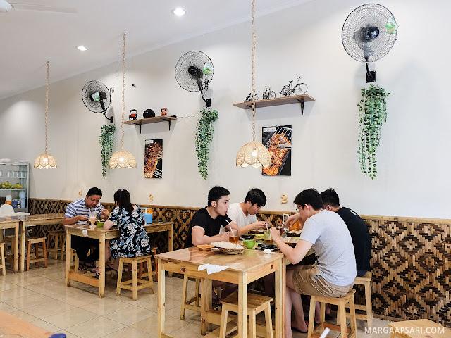 Suasana Pondok Roji Gading Serpong, Tangerang