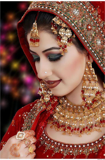 new pakistan bridal makeup 2016