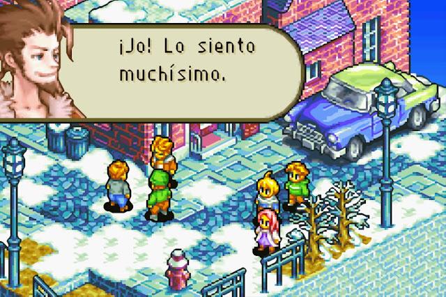 Final Fantasy Tactics Advance - Español - Captura 3