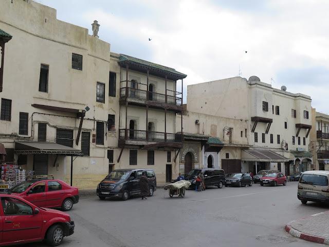 Barrio Judío de Fez