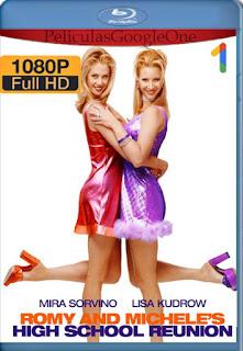 Romy y Michele (Romy And Michele's High School Reunion) (1997) [1080p BRrip] [Latino-Inglés] [LaPipiotaHD]
