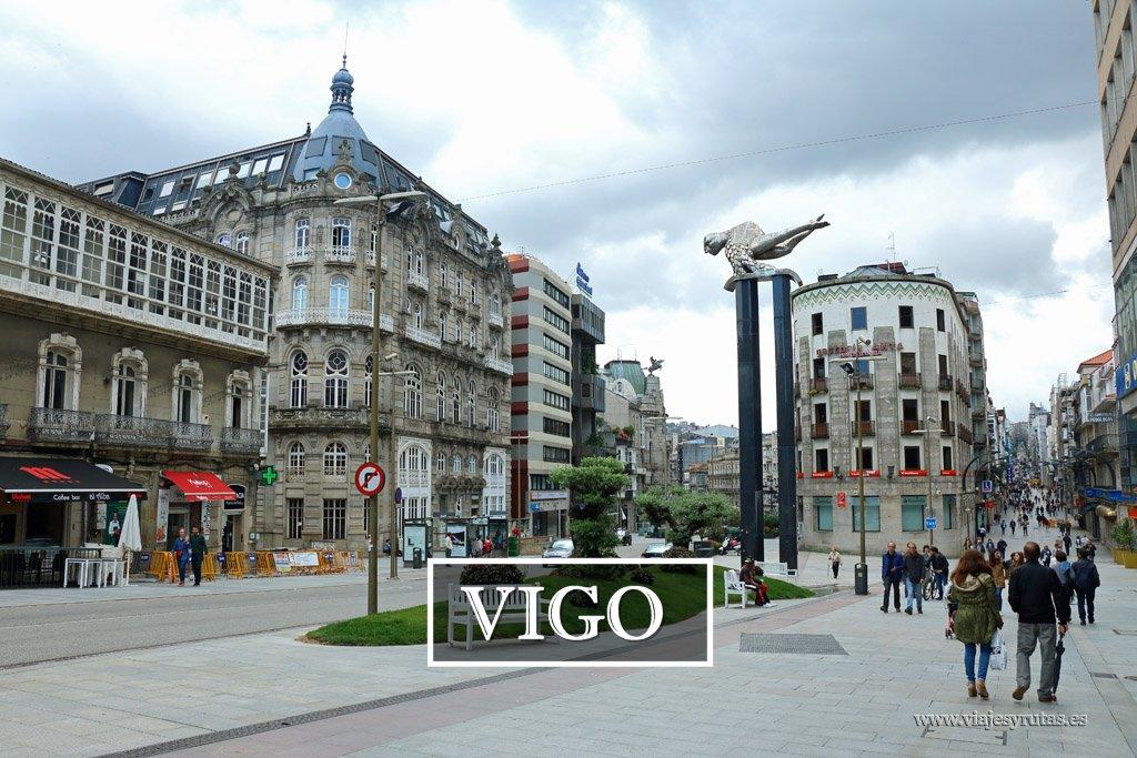 Vigo, muchas ciudades en una
