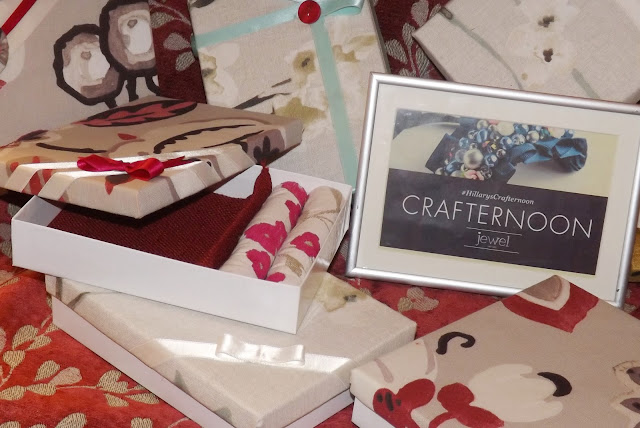 Hillarys Crafternoon -  My Jewellery Box